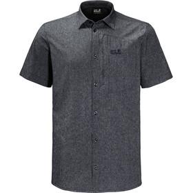 Jack Wolfskin Barrel Kortærmet T-shirt Herrer grå